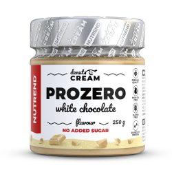Nutrend DeNuts Cream Prozero White Chocolate 250 g