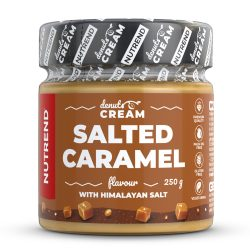 Nutrend DeNuts Cream Salted Caramel 250 g