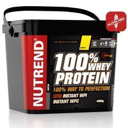 Nutrend 100% Whey Protein - 4000 g