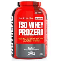 Nutrend 100% Whey Protein - 2250 g