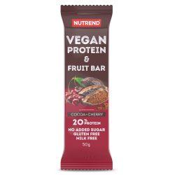 Nutrend Vegan Protein Fruit Bar 50g