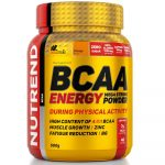 Nutrend BCAA Energy Mega Strong Powder - 500 g