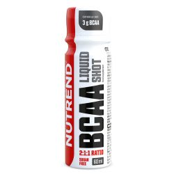 Nutrend BCAA Liquid Shot ampulla 1db