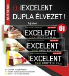 Nutrend Excelent Protein Bar Double 85g NEW