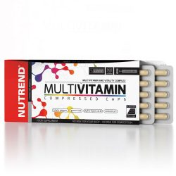 Nutrend Multivitamin Compressed Caps