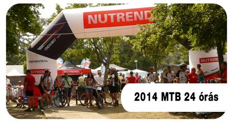Nutrend - 24 órás váltóverseny 2014