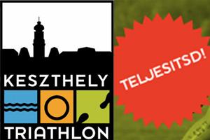 Nutrend események - Keszthely Triathlon