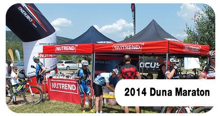 Nutrend - Duna Maraton 2014