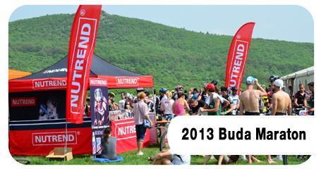 Nutrend Expo - Buda Maraton 2013