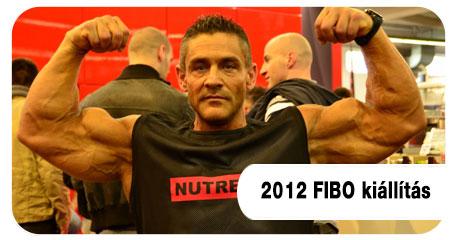 Nutrend Expo - FIBO 2012
