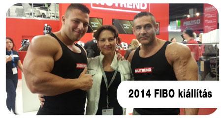 Nutrend Expo - FIBO 2014