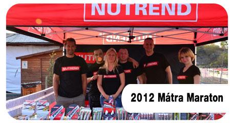 Nutrend Expo - Mátra Maraton 2012