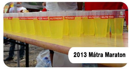 Nutrend Expo - Mátra Maraton 2013