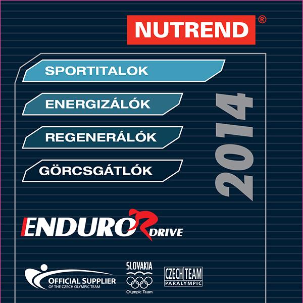 Nutrend Enduro katalógus 2014