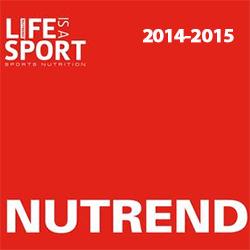 Nutrend katalógus 2014-2015