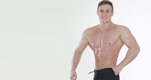 Nutrend Team - Yuri Ilyin